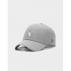 Cayler And Sons WL Mercy Curved Cap - Grey Heather