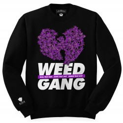 Block Limited - WeedGang Crew - Black/Purple