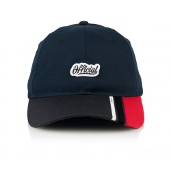 Official - Miles Olo Sport Curved Cap - Navy