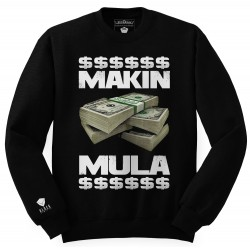 Block Limited - Makin Mula Crew - Black