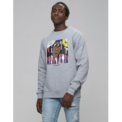 Cayler And Sons WL - WL Thorns Crewneck - Black / White